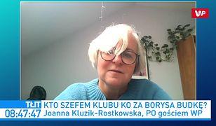 Wakacje Jarosława Kaczyńskiego. Joanna Kluzik-Rostkowska: próba opieki nad prezesem PiS