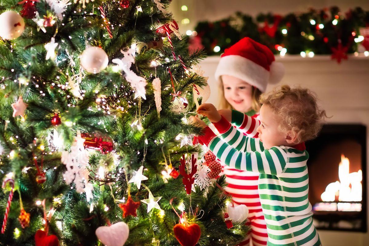 Życzenia świąteczne dla dzieci