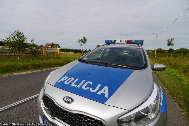 Tragiczny wypadek na Mazowszu. Zderzenie ciężarówki i trzech samochodów osobowych
