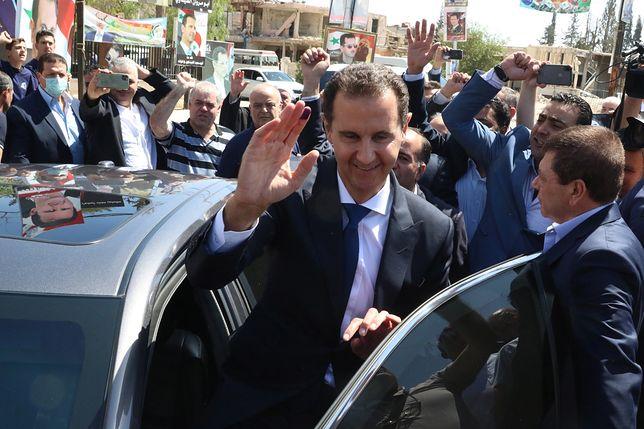 Syria. Baszar al-Asad wygrał wybory. Będzie prezydentem po raz czwarty
