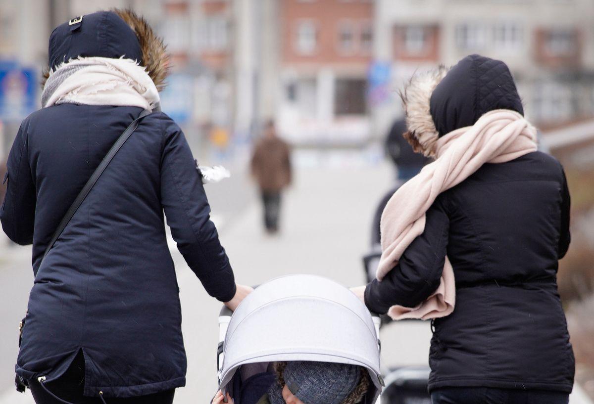 Brytyjka poświęciła się wychowywaniu dzieci i dostała odszkodowanie. Ewelina i Marcin chcieliby takiego rozwiązania