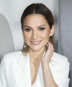 Sukienka na lato. Paulina Sykut-Jeżyna wybrała model z sieciówki