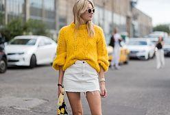 Mini spódniczka w tym kolorze to najgorętszy trend na lato 2020. Oto nasze propozycje miniówek z sieci H&M, ZARA i Reserved