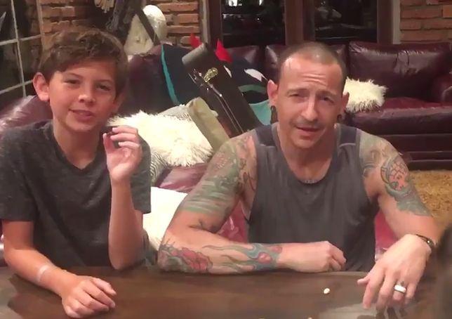 """Wdowa po wokaliście Linkin Park opublikowała osobisty film.  """"36 godzin przed jego śmiercią"""""""