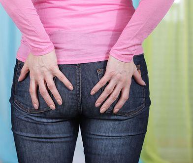 Odpowiednio dobrane dżinsy mogą optycznie wyszczuplić i podnieść pośladki