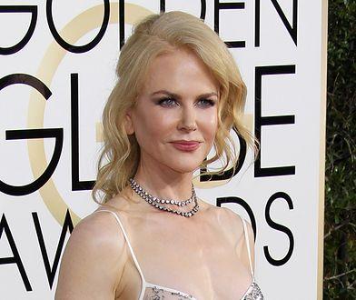 Dziwne zachowanie Nicole Kidman niepokoi zachodnie media