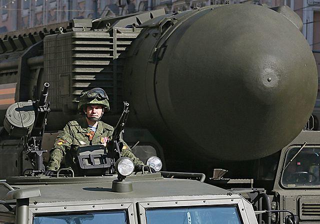 Rosja szykuje na piątek pokaz siły - zdjęcia