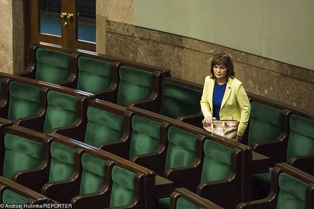 Małgorzata Zwiercan może stracić immunitet. Do marszałka Sejmu trafił wniosek