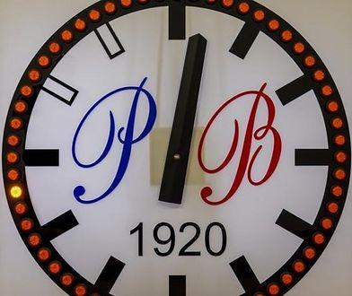 Bytom. Stadionowy zegar z ulicy Olimpijskiej jest jak nowy. Czeka na boisko