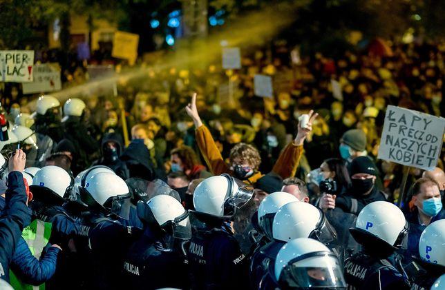 Strajk Kobiet. Protesty w całym kraju