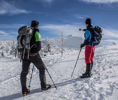 28 szczytów w 6 dni to imponujący wynik