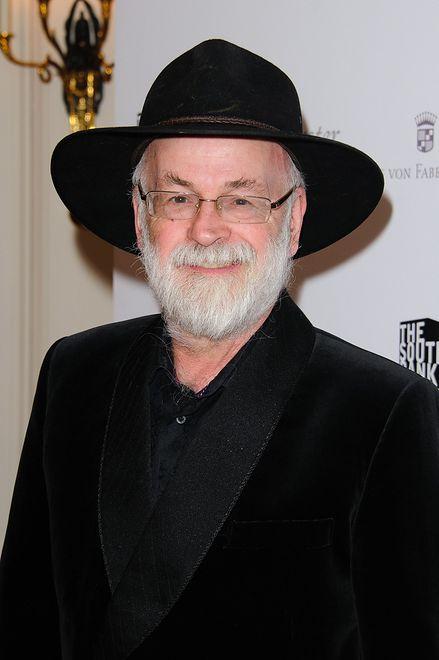 Terry Pratchett pracował nad kolejnymi książkami