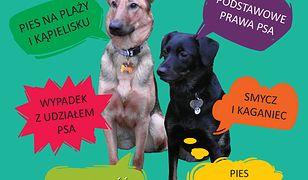Pies i prawo w ilustracjach