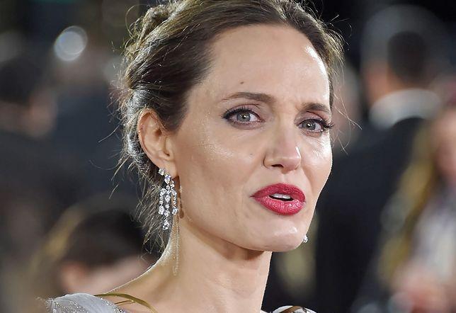 Angelina Jolie ma za sobą trudne chwile.