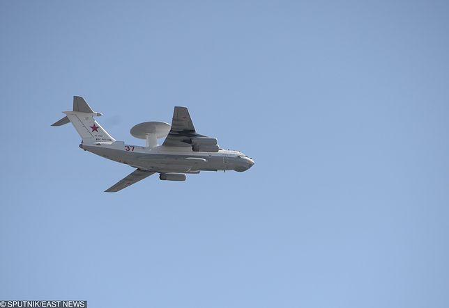 Rosyjski A-50 naruszył przestrzeń powietrzną Korei Południowej