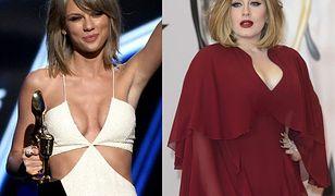 Taylor Swift i Adele wśród najlepiej opłacanych muzyków 2016 roku