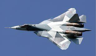 Su-57 miał być dumą rosyjskiego lotnictwa