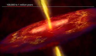 NASA pokazała niesamowitą symulację