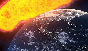 Burza magnetyczna zbliża się do Ziemi