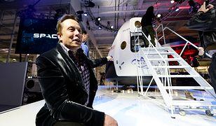 Elon Musk zablokował fotografa, który poprosił o podpisanie zdjęcia