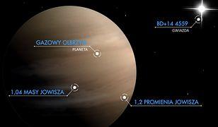 Kosmos: Polska planeta szuka nazwy