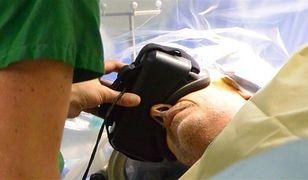 Nietypowe zastosowanie gogli VR... w chirurgii