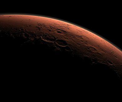 Na Marsie może istnieć życie? NASA komentuje