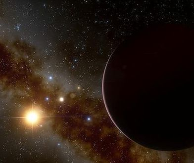 GJ 3512b to gazowy gigant podobny do Jowisza krążący wokół gwiazdy ok. osiem razy mniejszej od Słońca
