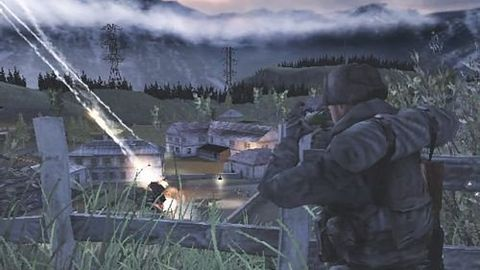 Galeria: Modern Warfare na Wii