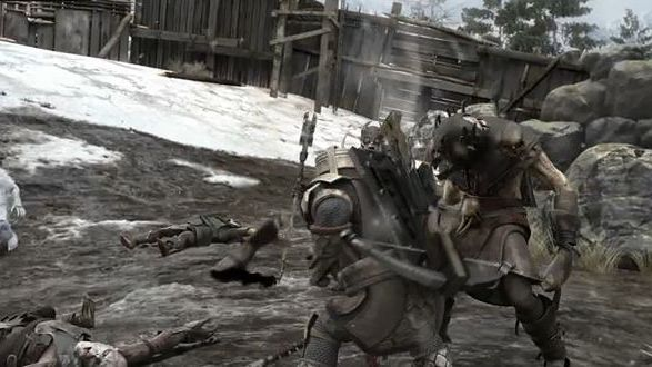Lord of the Rings: War in the North wygląda na coś dla mnie