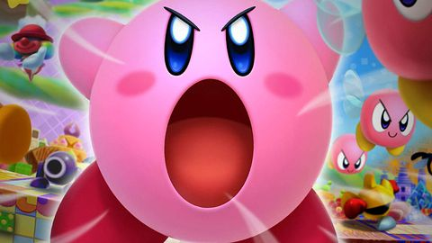 Kirby: Triple Deluxe — na ssaniu