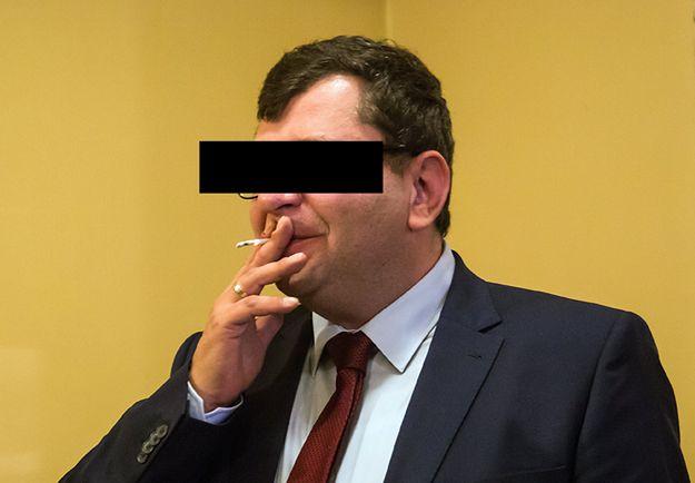 """Zbigniew S. zatrzymany za awanturę w hotelu. """"Oddał mocz i kopał policjantów"""""""