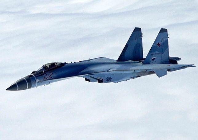Rosja się zbroi. Nowe samoloty przy granicy z Finlandią