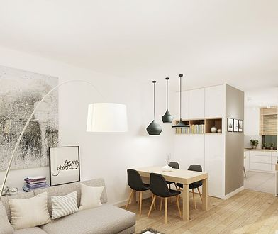 Jak urządzić długie i wąskie mieszkanie