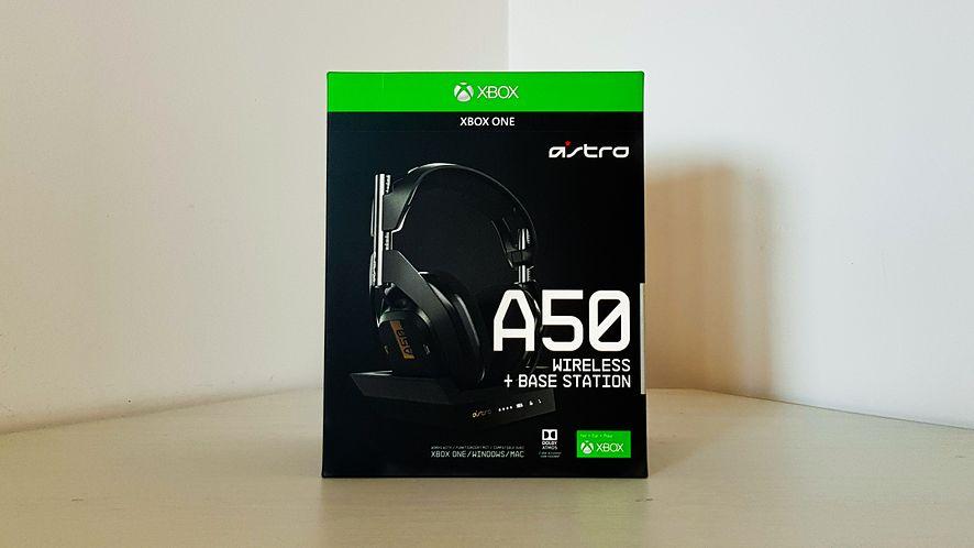 Słuchawki Astro Gaming A50 to propozycja z wysokiej półki dla graczy, fot. Jakub Krawczyński