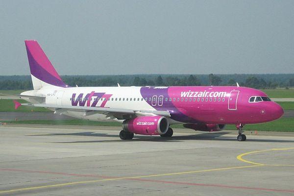 Wizz Air jest największą tanią linią lotniczą w Europie Środkowo-Wschodniej