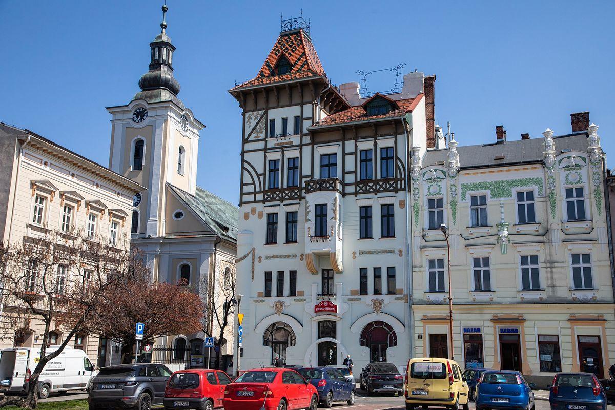 Bielsko-Biała. Kamienica pod Żabami wyróżniona w ogólnopolskim konkursie.