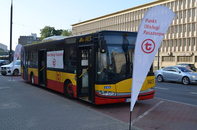 Warszawa. Mobilne POP-y zaparkują przed uczelniami wyższymi