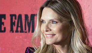 """Michelle Pfeiffer: """"Należałam do sekty"""""""