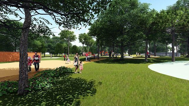 Rewitalizacja parku