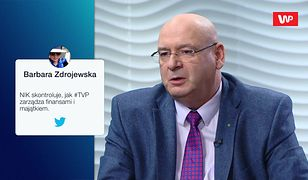 Kolejne kontrole NIK - w NBP i TVP. Piotr Zgorzelski komentuje: może z Mariana Banasia wyjść prawdziwy lew