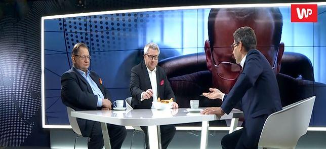"""Czarnecki i Kalisz komentują """"Ucho Prezesa"""""""