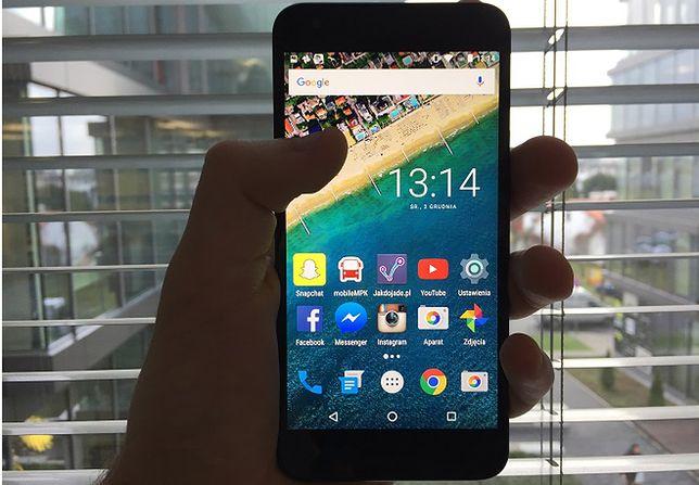 Najnowszy smartfon Google'a i LG - Nexus 5X - będzie szybszy