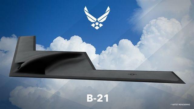 Amerykanie zatwierdzili nowy bombowiec B-21