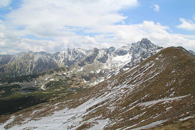 Na Kasprowym Wierchu pojawi się pierwszy śnieg. Zdjęcie ilustracyjne.