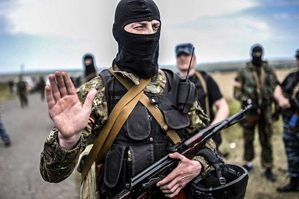 SBU: separatyści ukrywają rejestratory zestrzelonego samolotu