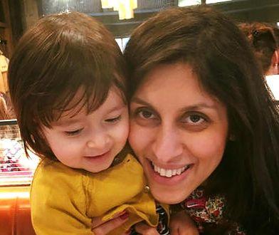 Nazanin i jej córeczka Gabriella wciąż są w Iranie.