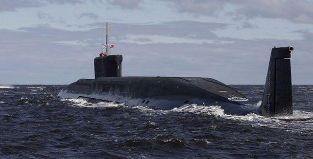 """K-329 Siewierodwińsk. Ten rosyjski okręt to prawdziwa """"Bestia z głębin"""""""