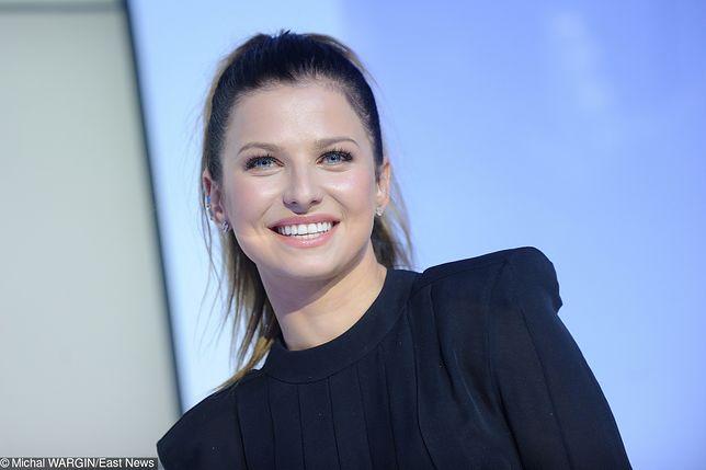 Anna Lewandowska zaczęła swój urlop