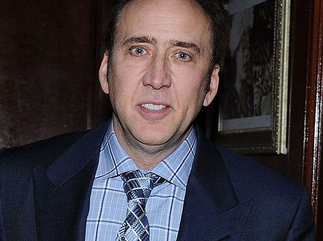 Nicolas Cage będzie płacił alimenty po rozwodzie?